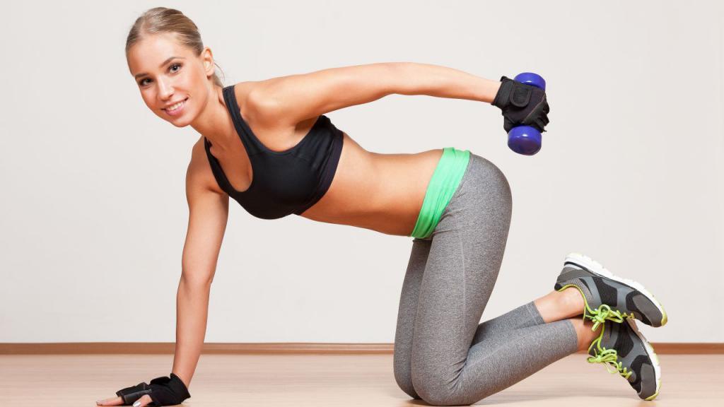 Как убрать жир под мышками: упражнения для похудения подмышек в.