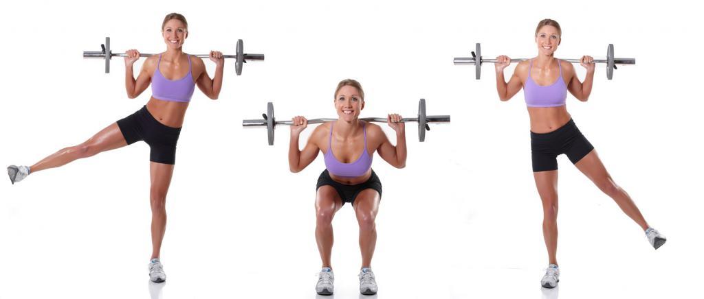 Дело в том, что штанга – это поистине универсальный снаряд, который позволяет нагружать практически любые группы мышц.