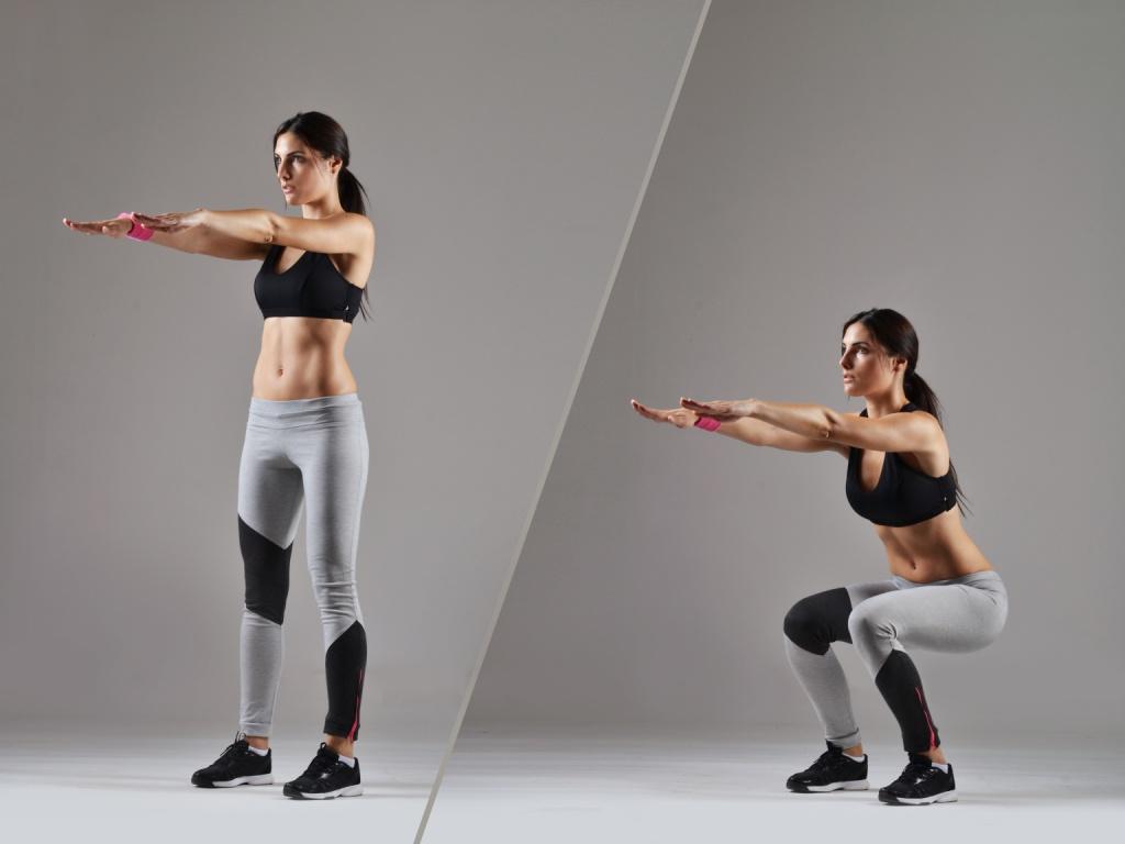 Упражнения С Фото Для Попы Похудеть. ТОП 10 эффективных упражнений для тренировки ягодицы в домашних условиях