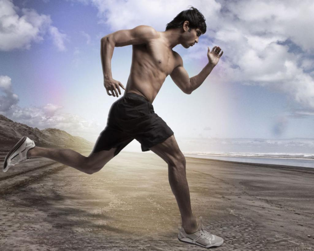 Картинки человек спортсмен
