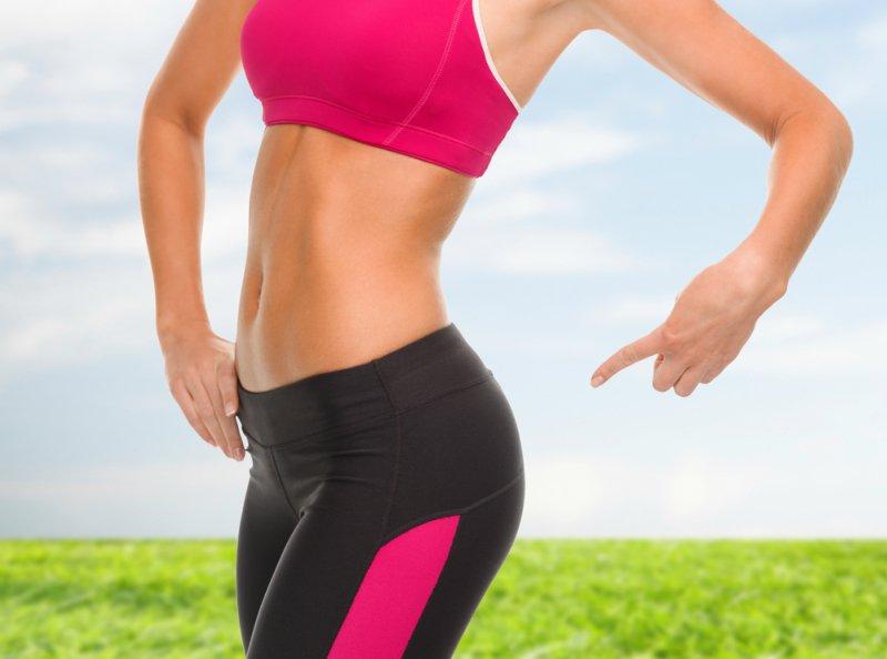 Упражнения без нагрузки на колени для лечения похудения и ягодиц