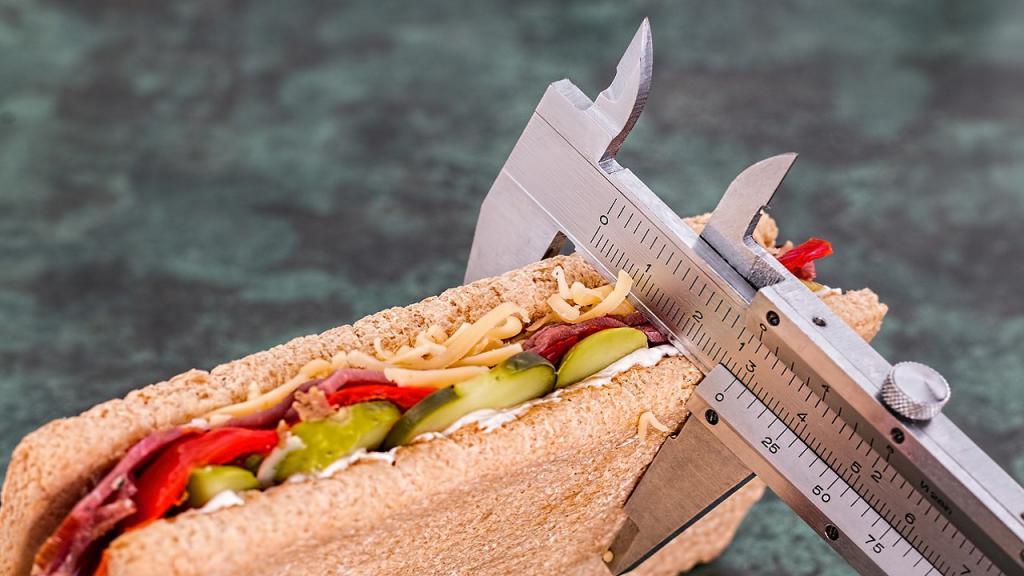 Сколько нужно калорий в день чтобы потолстеть