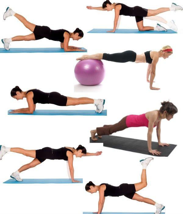 Похудеть С Упражнением Планка. Программы тренировок с упражнением «Планка» для плоского живота для начинающих