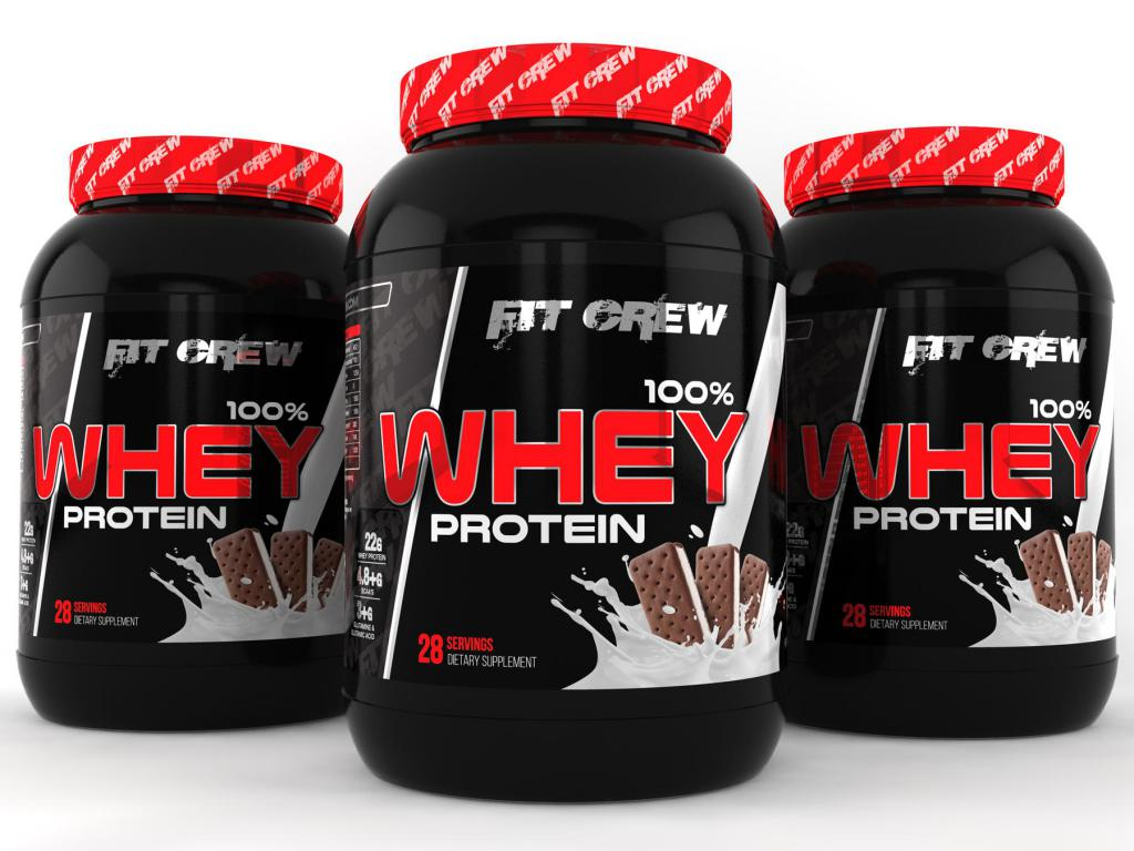 Использование протеина для похудения