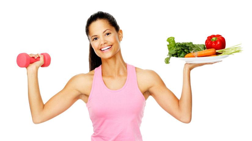 физические нагрузки во время диеты