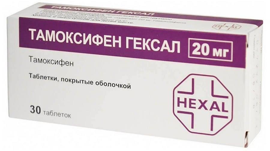 Лечение рака груди: побочные эффекты Тамоксифена