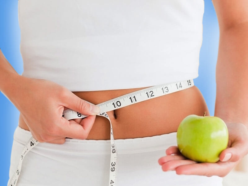 Яблоко фигура диета