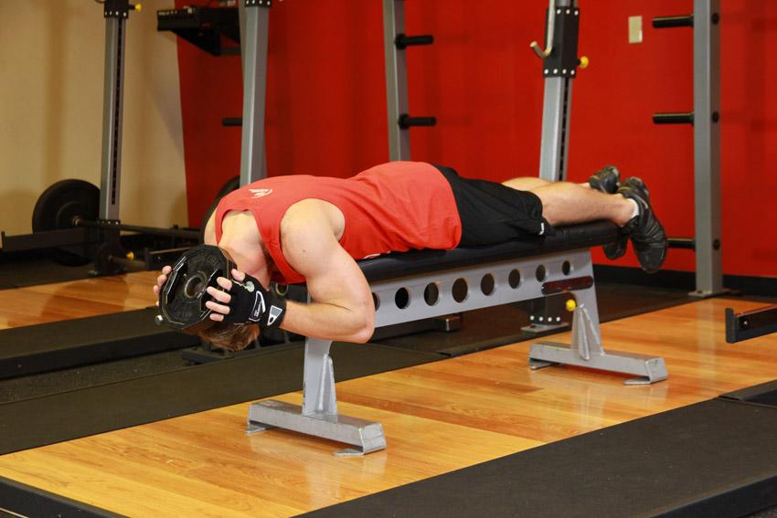 упражнение для мышц шеи