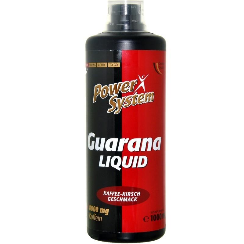 Гуарана для спортсменов  как принимать способ применения и что она дает