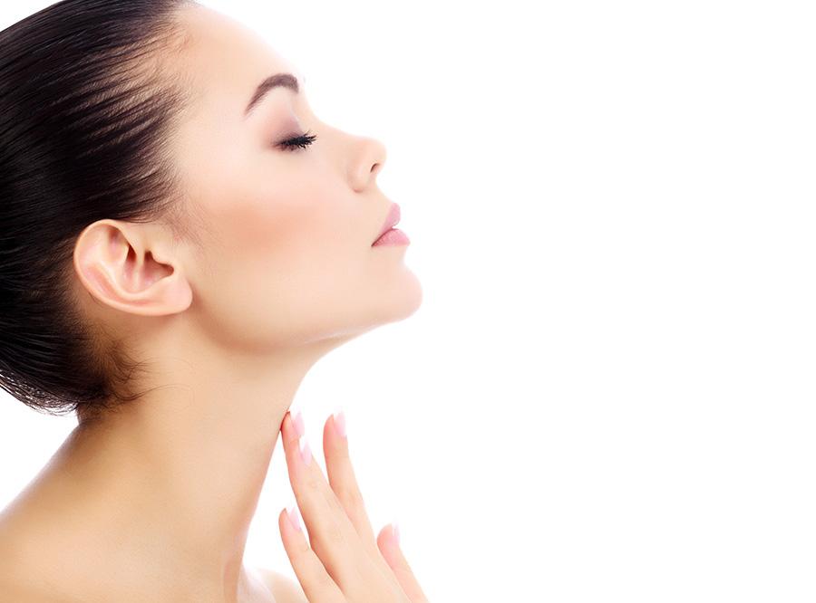 Как расслабить мышцы лица и шеи: упражнения, массаж, релаксация