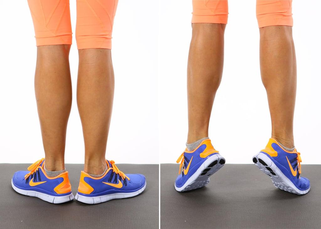 Упражнения на икры ног – 3 лучших способа прокачать икроножные мышцы