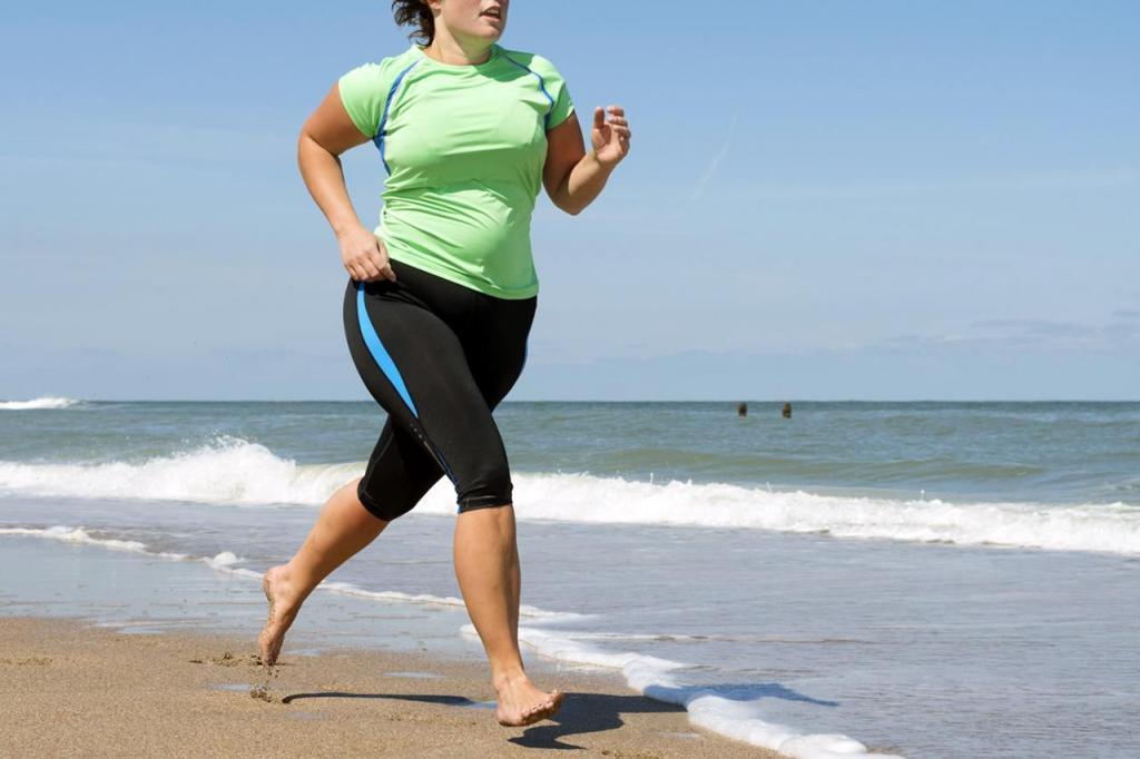 Похудение Бег И Фитнес. Интервальный бег для похудения