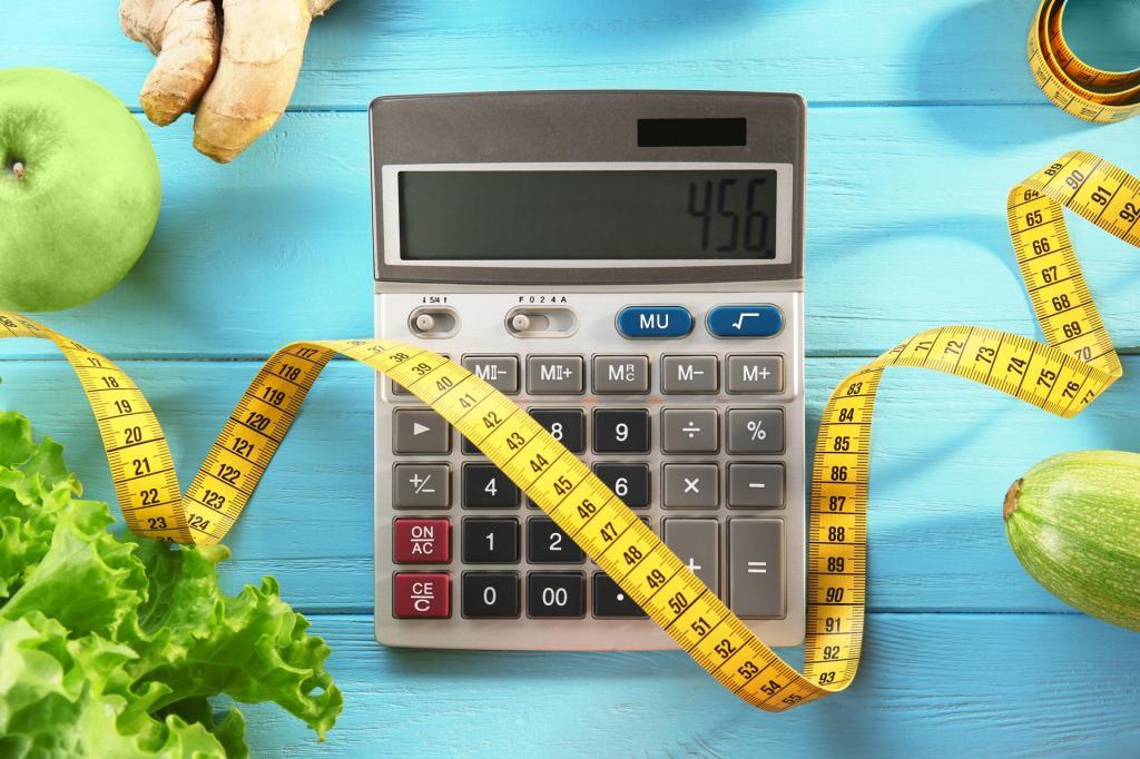 Хочу похудеть калькулятор