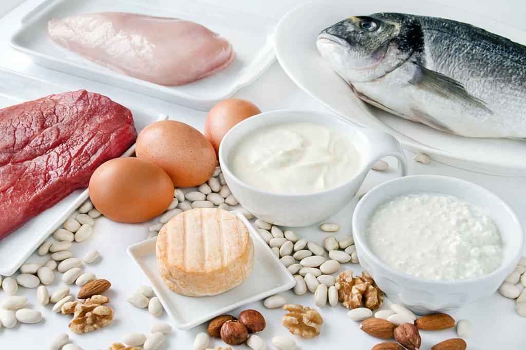 Чем полезна белковая диета для женщин