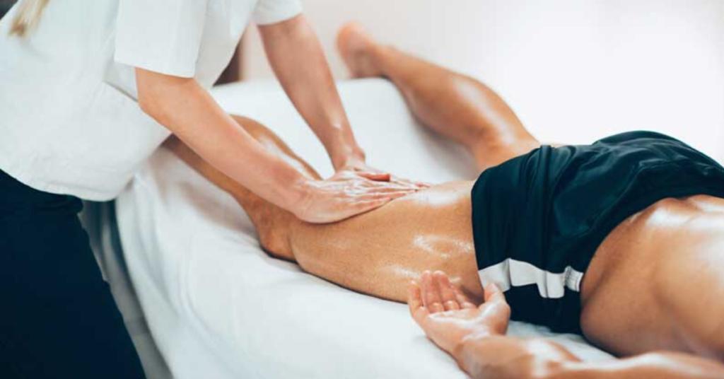 Спортивный массаж что это такое техника виды и правила